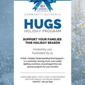 HUGS Holiday Outreach Program