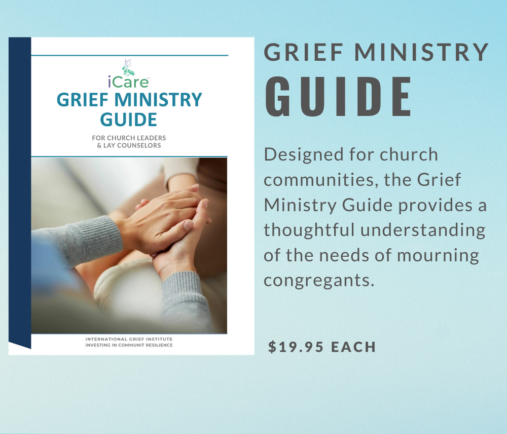 iCare Grief Ministry Guide